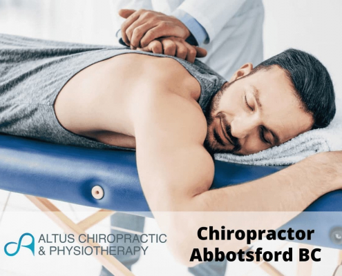 Chiropractor Abbotsford BC - ALTUS Chiropractic & Physiotherapy